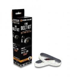 Work Sharp Набір змінних ременів 5шт Belt Kit for X4 Fine PP0002938