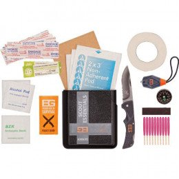 Набір для виживання Gerber Bear Grylls Scout Essentials Kit Plastic case