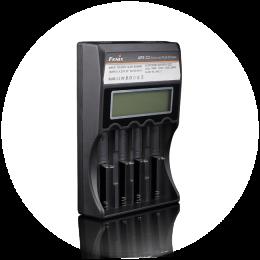 Зарядний пристрій 4*18650 Fenix ARE-C2