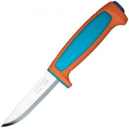 Ніж Morakniv Basic 546 нержавеющая сталь пласт ручка оранжевый 13202