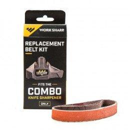 Work Sharp Набір змінних ременів Belt Kit для Combo Sharpener