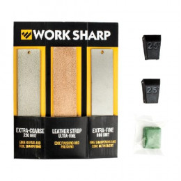 Work Sharp точильний набір для Guided Sharpening System Upgrade Kit