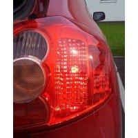 Задние габариты на Toyota Auris