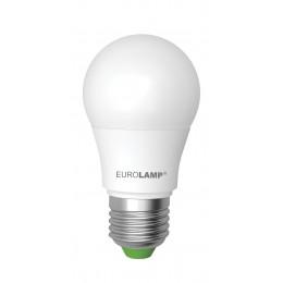 LED Лампа EUROLAMP EKO A50 7W E27 3000K