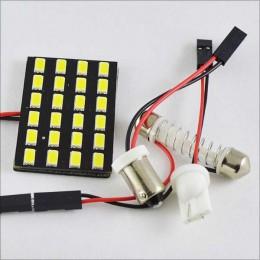 Светодиодный модуль (led панель) в подсветку автомобиля SL LED 24 led 5630 Белый
