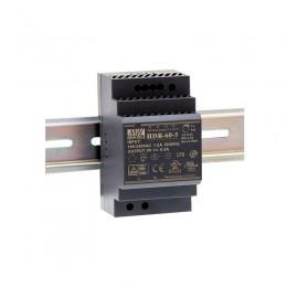 Блок питания Mean Well На DIN-рейку 54 Вт 12V 4,5 А HDR-60-12