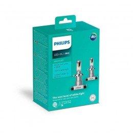 Cветодиодные лампы головного света Philips 11342ULWX2 Ultinon LED для цоколя H4