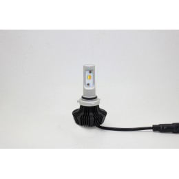 Комплект LED ламп 6000K/3000K в основные фонари серии G7 Цоколь НB4, 9006, P22d  24W, 4000 Люмен/Комплект