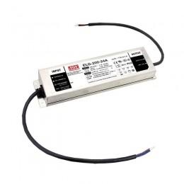 Драйвер Mean Well для светодиодов (LED) 192 Вт 12V 16 А ELG-200-12