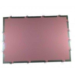 Электролюминесцентная бумага под порезку (EL бумага) А4 210*297мм.+инвертор Белый цвет
