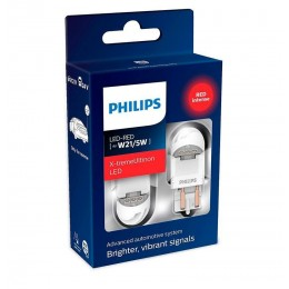 Светодиодные лампы Philips 11066XURX2 X-tremeUltinon LED gen2 W21/5W