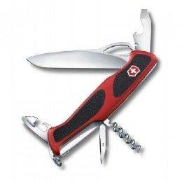 Ніж Victorinox RangerGrip 61 0.9553.MC червоний