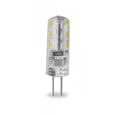 LED Лампа EUROLAMP 2W G4 3000K 220V