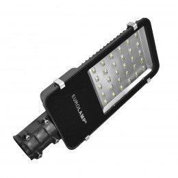 LED Светильник уличный EUROLAMP SMD черный 50W 6000K classic