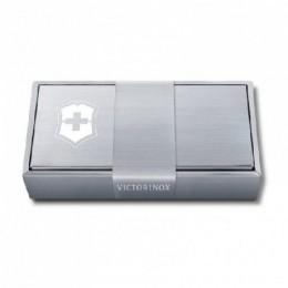 Футляр для ножів Victorinox сріблястий 6 шарів  91мм (4.0289.2)