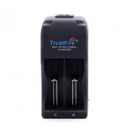 Зарядний пристрій 2*18650 Trustfire new