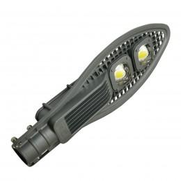 LED Светильник уличный EUROLAMP COB серый 100W 6000K