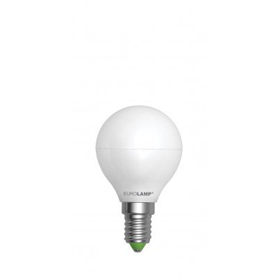 LED Лампа EUROLAMP EKO G45 5W E14 4000K
