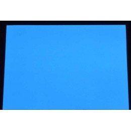 Электролюминесцентная панель (EL панель) формат А4 295*210 мм. Цвет Синий с инвертором 12В.