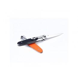 Нож Ganzo G743-1 (черный, оранжевый)