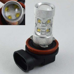 Светодиодная лампа SLP LED в противотуманные фонари с цоколем H11/H8 OSRAM 60W 9-30V 960lm Белый