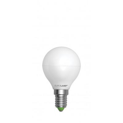 LED Лампа EUROLAMP EKO G45 5W E14 3000K