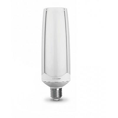 LED Лампа EUROLAMP высокомощная ROCKET 65W E40 6500K