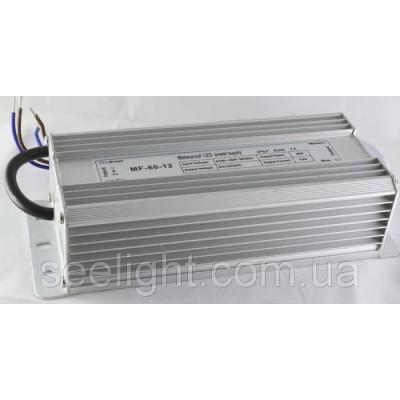Блок питания двухканальный 12V 60W (5A) IP67