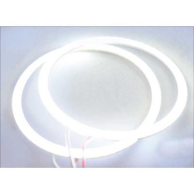Светодиодные кольца (ангельские глаза) 90-80мм COB суперяркие