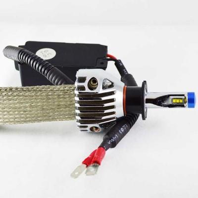Комплект светодиодных ламп 7е поколение в основные фонари G9X под цоколь Н3 23W 3600 Люмен/Комплект