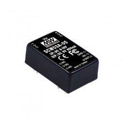 Блок питания Mean Well На плату 3 Вт, 12V, 0.25 А SCW03A-12