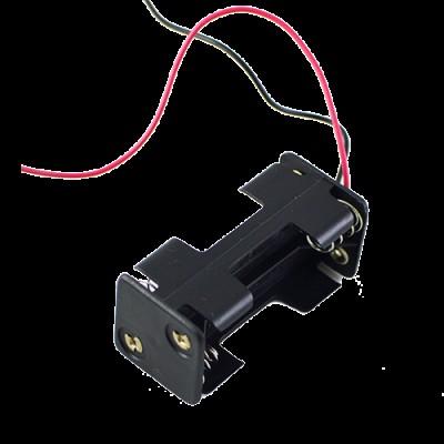 Кассета для 4 батареек типа ААA куб