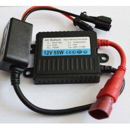 Блок розжига ксенона, тонкий, SL Xenon 36B 12-16В. 55Вт.  разъем KET, Тип AC