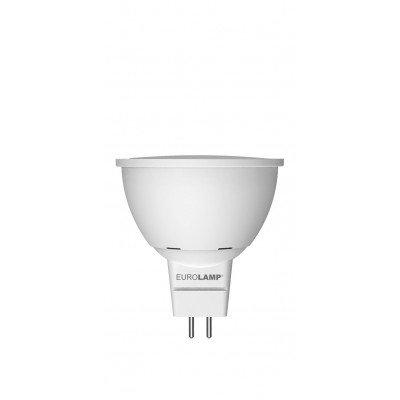 LED Лампа EUROLAMP EKO SMD MR16 3W GU5.3 4000K