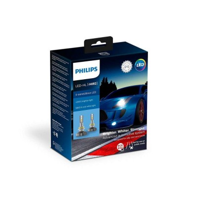 Светодиодные лампы HIR2 (9012) Philips 11012XUX2 X-tremeUltinon LED