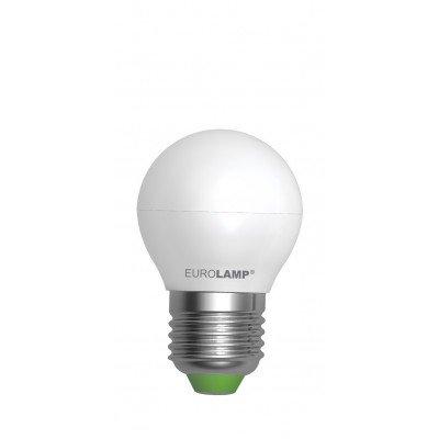 LED Лампа EUROLAMP EKO G45 5W E27 3000K