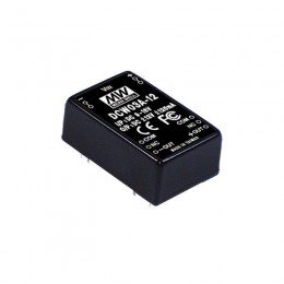 Блок питания Mean Well На плату 3 Вт, 0.125V, 12 А DCW03A-12