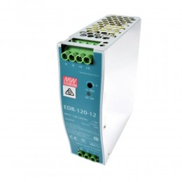 Блок питания Mean Well На DIN-рейку 120 Вт, 12V, 10 А EDR-120-12