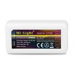 Радио диммер Mi-Light для одноцветной лед ленты с пультом (2.4GHz)