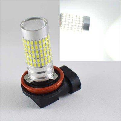 Автомобильная лампа в Противотуманный фонарь SLP LED 144-3014 SMD, цоколь H11/H8/H9 Белый