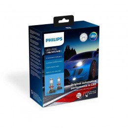 Светодиодные лампы H8, H11, H16 Philips 11366XUWX2 X-tremeUltinon LED gen2 для ПТФ