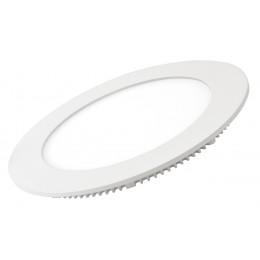 LED Светильник EUROLAMP круглый Downlight 6W 3000K