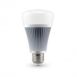 Светодиодная лампочка MiLight 8Вт RGB+CCT