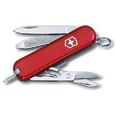 0.6225 Ніж Victorinox Signature червоний з ручкою