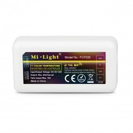 Радио диммер Mi-Light для LED лент, 4 зоны, цветовая температура (2.4GHz)