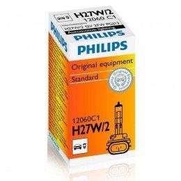 Галогенная лампа H27W/2 Philips 12060C1 Vision