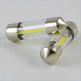 Светодиодная лампа цоколь SV8,5(C5W) 31mm COB LED Белый