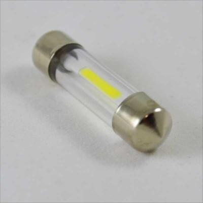 Светодиодная лампа цоколь SV8,5(C5W) 36 mm COB LED Белый