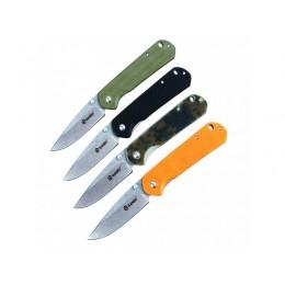 Нож Ganzo G6801 (черный, зеленый, оранжевый, хаки)