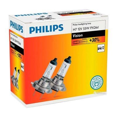 Галогенная лампа H7 Philips 12972PRC2 Premium